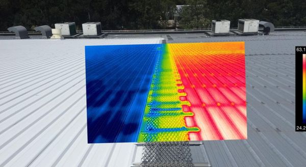 Heat Reflective Paint By Skycool